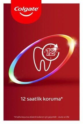 Colgate Total Profesyonel Beyazlık Beyazlatıcı Beyazlatıcı Diş Macunu 75 Ml X 3 Adet + Fırça Kabı He 3