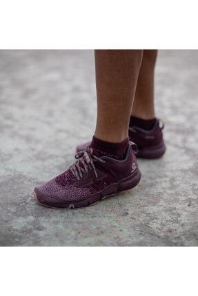 Salomon Kadın Bordo Koşu Ayakkabısı 4