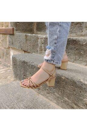 Fantezi Topuklu Topuklu Ayakkabı MODALİNEAYAKKABI00183