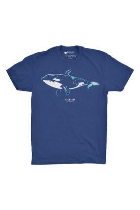 Aventura Clothing Co %100 Pamuk, Regular Fit, Bisiklet Yaka, Baskılı Tshirt - Love The Animals 1 2