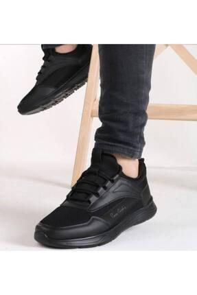 Erkek Spor Ayakkabı SİYAH SPOR
