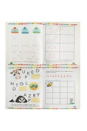 Harika Kitap 4 5 6 Yaş Çizgi Çalışması 5 Kitap 2