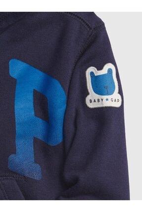 GAP Logo Baskılı Sweatshirt 2