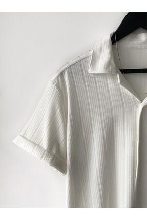 A&O Style Erkek Kısa Kollu Gömlek 2