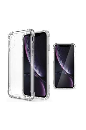 Telefon Aksesuarları Zengin Çarşım Apple Iphone Xr Ultra Ince Şeffaf Airbag Anti Şok S 3
