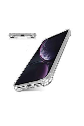 Telefon Aksesuarları Zengin Çarşım Apple Iphone Xr Ultra Ince Şeffaf Airbag Anti Şok S 4