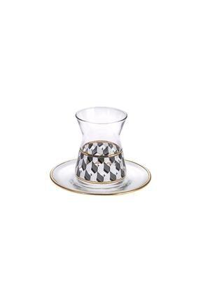 Karaca Alfa 12 Parça Çay Seti 0