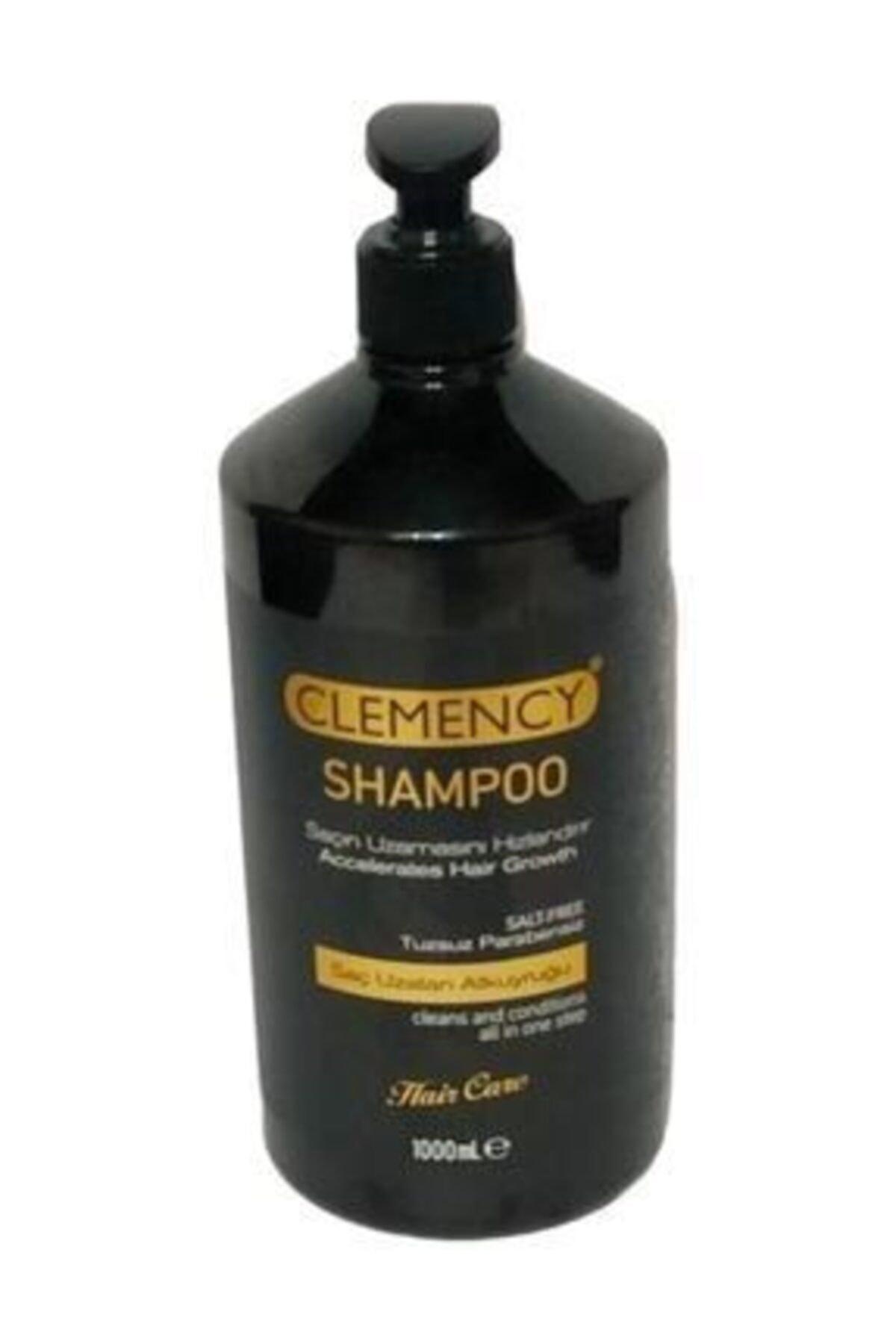 Saç Uzatan Atkuyruğu Tuzsuz Parabensiz Şampuan 1000 ml