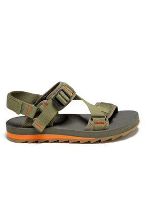 Merrell Erkek Yeşil  Alpine Strap Sandalet 1
