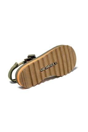 Merrell Erkek Yeşil  Alpine Strap Sandalet 3