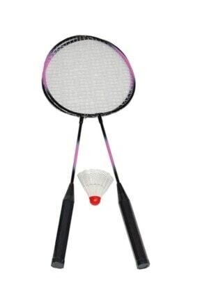 Delta 2 Adet Badminton Raketi & 1 Adet Badminton Topu Oyun Seti 0