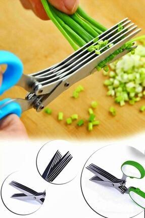 Nova Casa Çoklu Doğrama Makası, Sebze Makası, Sebze Meyve Kesme Doğrama Makası 2