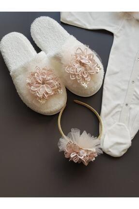 Dandini Yeni Kolleksiyon Anne Bebek Lohusa Seti - Kız Bebek 2