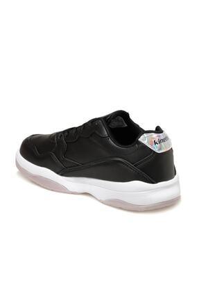 Kinetix SHIRA W Siyah Kadın Sneaker Ayakkabı 100544503 2