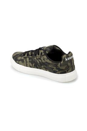 Kinetix VULDA CAMO Haki Erkek Çocuk Sneaker Ayakkabı 100317047 2