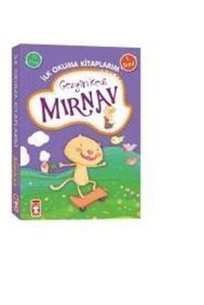 Timaş Yayınları Gezgin Kedi Mırnav Ilk Okuma Kitaplarım 1. Sınıf Set (10 Kitap) 0