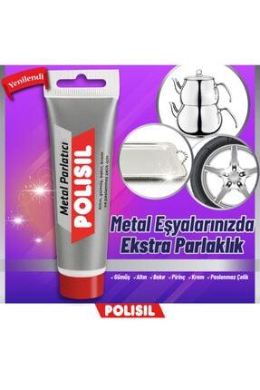 Polisil Metal Parlatıcı 80 gr 1
