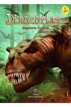 Tübitak Yayınları İlk Okuma - Dinozorlar (7+ Yaş) Stephanie Turnbull 0