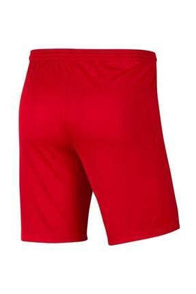 Nike Erkek Kırmızı Dry Park Iıı  Futbol Şortu Bv6855-657 4