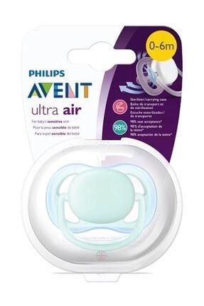 Philips Avent Ultra Air Tekli Emzik 0-6 Ay Erkek 0