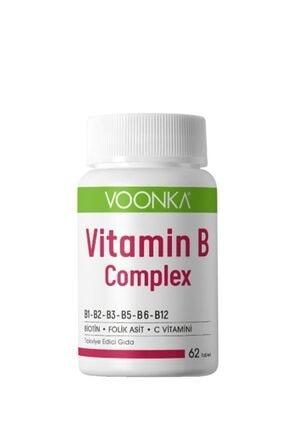 Voonka B Complex 62 Tablet 0