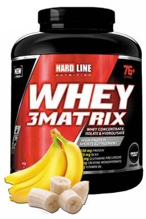 Hardline Whey 3matrix 2300 gr Muzlu Protein Tozu 0