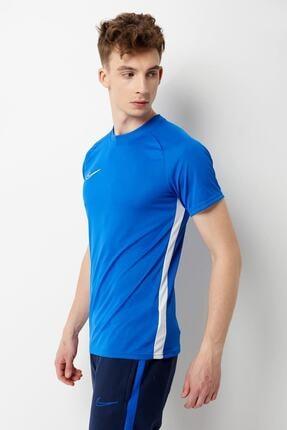 Nike AJ9088-463 M NK DRY ACDMY19 TOP SS Erkek T-Shirt 0