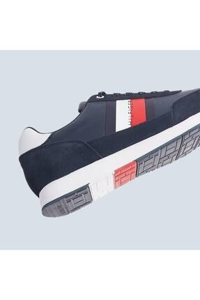 Tommy Hilfiger Corporate Leather Flag Runner 1