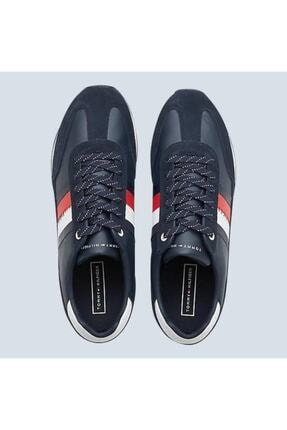 Tommy Hilfiger Corporate Leather Flag Runner 3