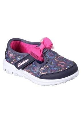 Skechers Unisex Çocuk Lacivert Günlük Ayakkabı 81147n 1