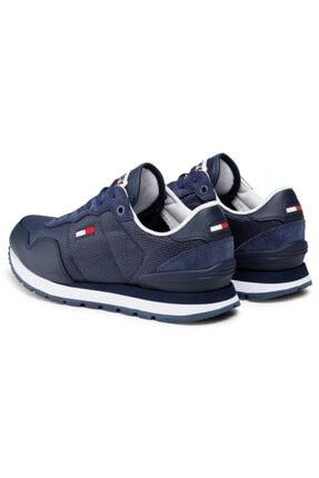 Tommy Hilfiger Erkek Sneaker TOMMY JEANS LIFESTYLE MIX RUNNER EM0EM00668 2