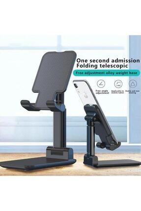 CMT Masa Üstü Telefon Tutucu Stant Masaüstü Tablet Tutacak Şarj Stand 3