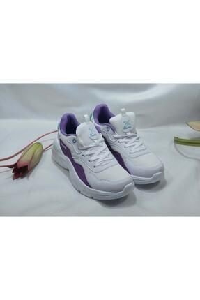 Kinetix AURA MESH W 1FX Beyaz Kadın Sneaker Ayakkabı 100662629 1