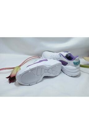 Kinetix AURA MESH W 1FX Beyaz Kadın Sneaker Ayakkabı 100662629 4