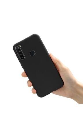 Teknoçeri Redmi Note 8 Içi Kadife Lansman Silikon Kılıf 4
