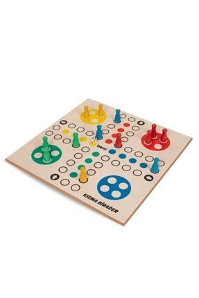BEMİ Kızma Birader - Akıl Hafıza Mantık Beceri Eğitici Zeka Strateji Kutu Oyunu 2