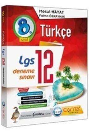 Çanta Yayınları 8 Sınıf Lgs Türkçe 12.deneme 0