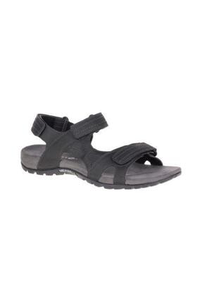 Merrell Erkek Sandalet Sandspur Rift Strap Black J342315c 0
