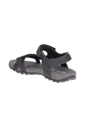 Merrell Erkek Sandalet Sandspur Rift Strap Black J342315c 4