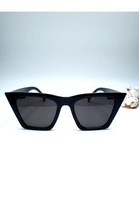 by.accessoriess Siyah Kadın Güneş Gözlüğü 0