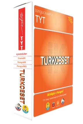 Tonguç Akademi Tyt Türkçe-ik Seti 0