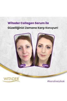 witader C + Kolajen + Hyaluronic Acid Serum Kırışıklık Karşıtı 2 Adet 30 Ml 2