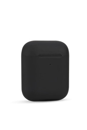 TrkTech Airpods 2. Nesil i12 Siyah Bluetooth Kulaklık Tüm Telefonlar ile Uyumlu 4