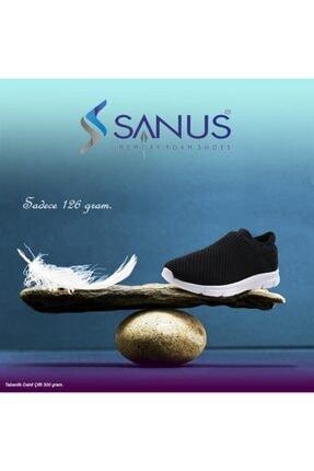SANUS Milenyum Örme Memory Foam Sneaker Ayakkabı 2
