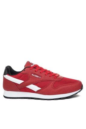 Giyyin Unisex Kırmızı Sneaker Kw853206 1