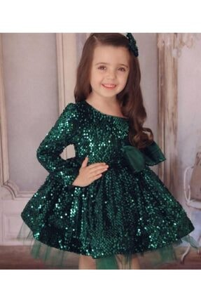Riccotarz Kız Çocuk New Zümrüt Princess Abiye 2