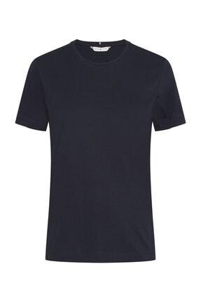Tommy Hilfiger Kadın Mavi T-Shirt Thea C-Nk Tee Ss WW0WW24546 2