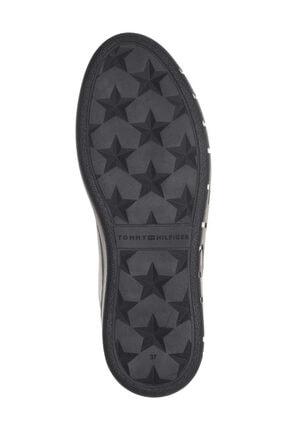 Tommy Hilfiger Kadın Lacivert Sneaker FW0FW03704 1