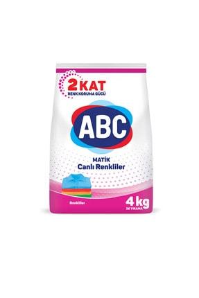 ABC Matik 4kg Color 1