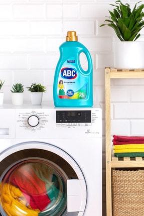 ABC Renklilere Özel Sıvı Deterjan 3 Lt 3'lü Set 3